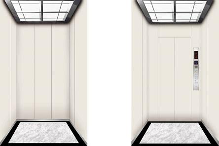 Sistema de accionamiento avanzado que proporciona un elevador de tracción sin engranajes de confort mejorado