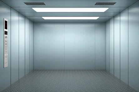 Diseño de panel de operación doble con dispositivo de seguridad de seguridad Sala de máquinas sobre el elevador de automóviles
