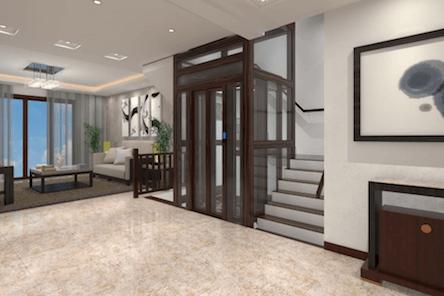 SVE Series Home Elevator